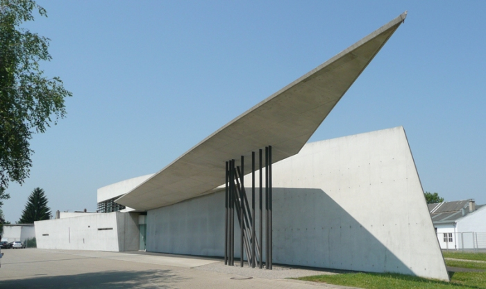 Zaha Hadid - Fire Station
