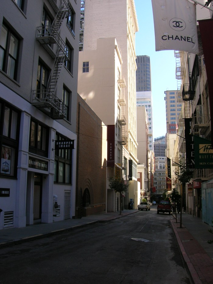 Xanadu Art Gallery | San Francisco | Frank Gehry