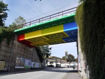 LEGO Bridge Wuppertal