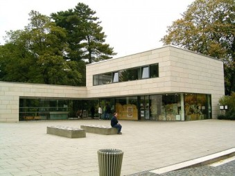 Wuppertal Zoo Entrance