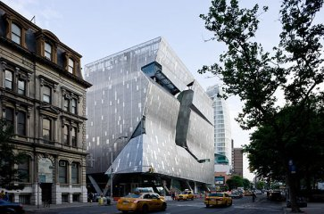 41 Cooper Union by Morphosis