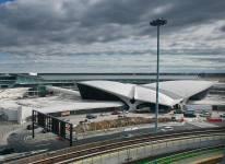 TWA Flight Center by Eero Saarinen