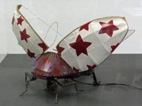 Panamarenko Universum @ M HKA - Meikever (Salto Arte)