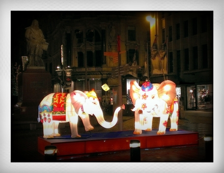 China Lights @ Antwerp
