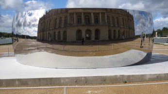 C-Curve | Anish Kapoor @ Terrace Versailles