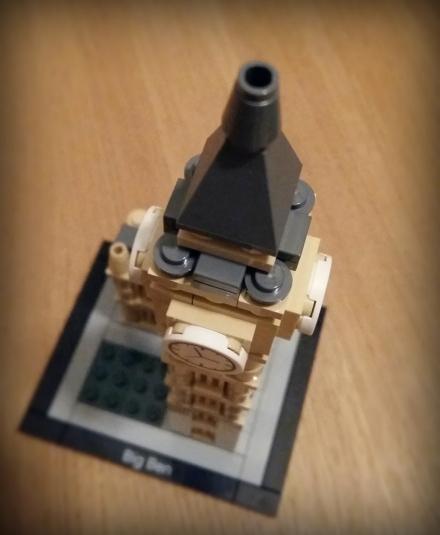 LEGO Architecture | Big Ben