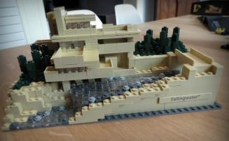 LEGO Architecture | Fallingwater