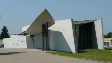 Fire Station | Vitra Campus - Weil am Rhein | Zaha Hadid